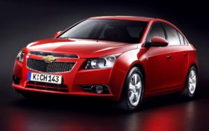 Чип тюнинг Chevrolet Cruze 1.4 Turbo