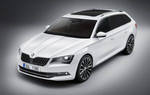 Чип тюнинг Skoda Superb new