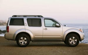 Чип тюнинг Nissan Pathfinder 4.0 AT