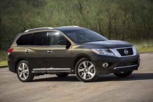 Чип тюнинг Nissan Pathfinder new