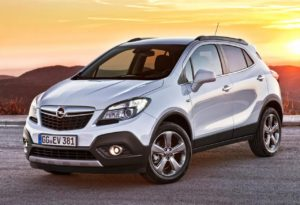 Чип тюнинг Opel Mokka 1.4 Turbo