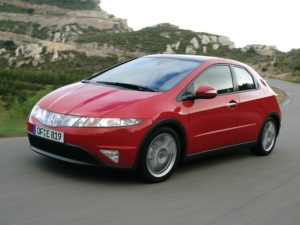 Чип тюнинг Honda Civic 1.8