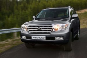Чип тюнинг Toyota Land Cruiser 200