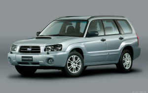 Чип тюнинг Subaru Forester 2.5 16V Turbo