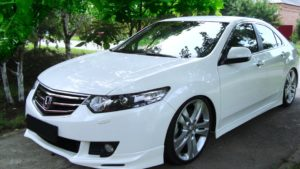Чип тюнинг Honda Accord 2.0