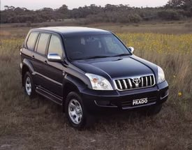 Чип тюнинг Toyota Land Cruiser Prado 120