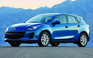 Чип тюнинг Mazda 3 MPS 2.3 Turbo